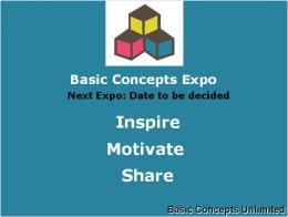 Basic Concepts EXPO